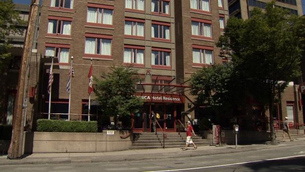 Ywca Hotel Toronto