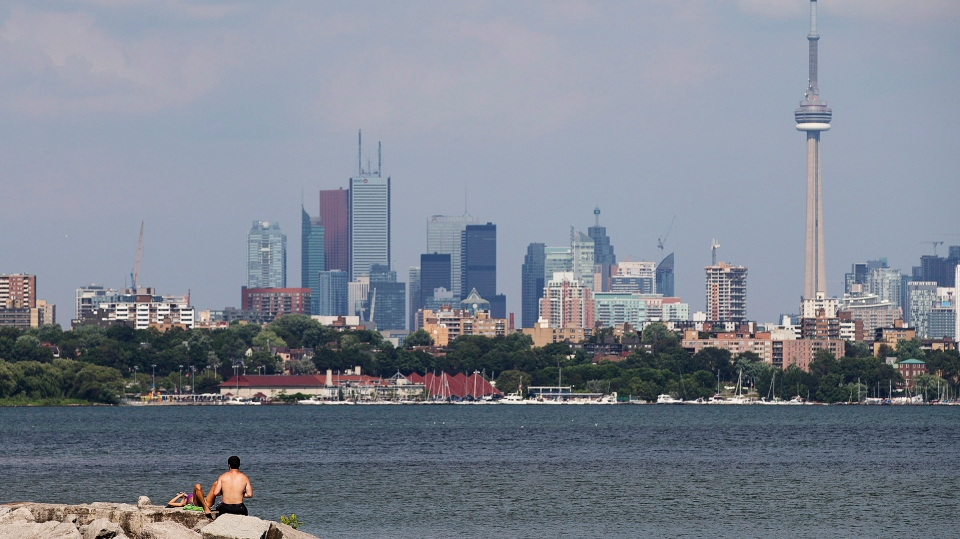 Heat Warning In Effect For Toronto Ctv News Toronto
