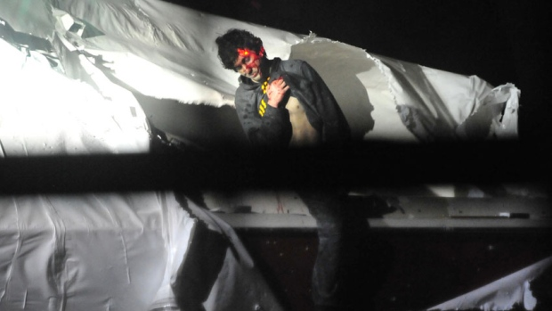 Boston bombing suspect Dzhokhar Tsarnaev