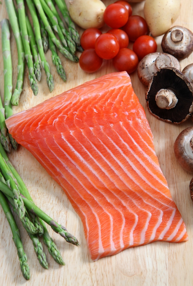 Eating some fish during pregnancy can curb anxiety