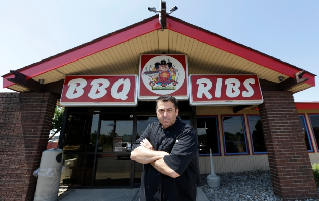 Bobby Egan, Cubby's, BBQ, New Jersey