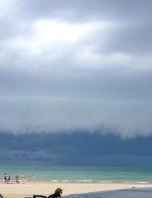 Summer Storm Tears Through Ontario