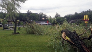 CTV National News: Storm wreaks havoc