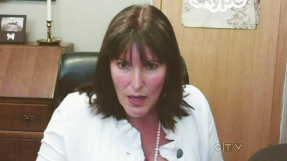 Calgary Herald columnist Licia Corbella appears on CTV BC on Saturday, July 20, 2013.