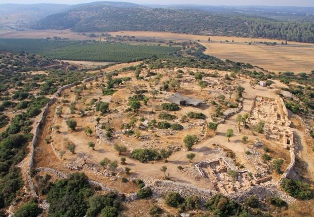 Ruins of King David palace found near Jerusalem