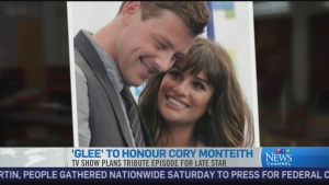 CTV News Channel: Honouring Cory Monteith
