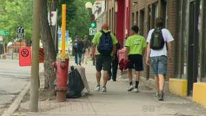 CTV Montreal: Power of One: Walking for the blind
