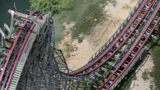 Woman falls to her death from Texas roller coaster