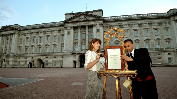 Royal Baby announced