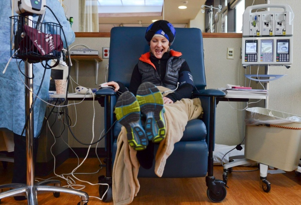 Putting chemotherapy cold caps to the test