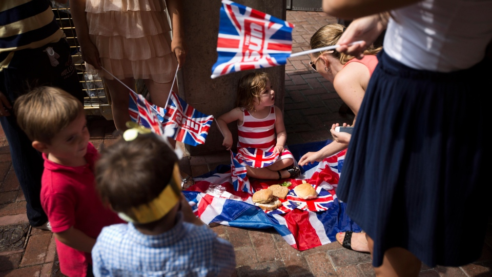 royal baby world celebrates as william and kate begin new