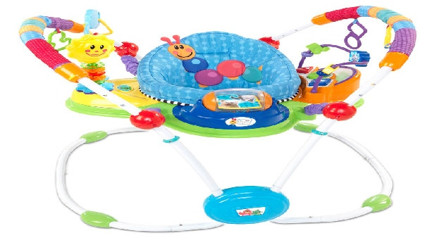 d7b5bcf7edb Recall - Baby Einstein Activity Jumper | CTV News