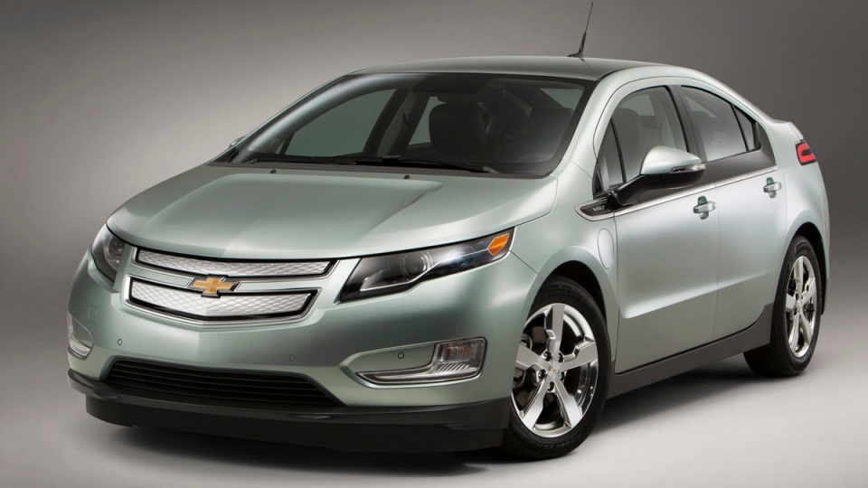 General Motors 2013 Chevrolet Volt. (AP Photo / FPI Studios)