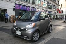 Smart Fortwo EV