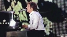 Paul McCartney pays tribute to Lac-Megantic