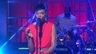 Jazz singer and Juno nominee Kellylee Evans takes centre stage