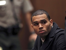 Chris Brown February 2013