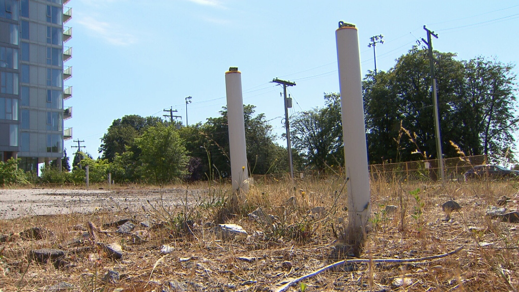 Dirty secret: Why vacant gas station lots go unused   CTV News