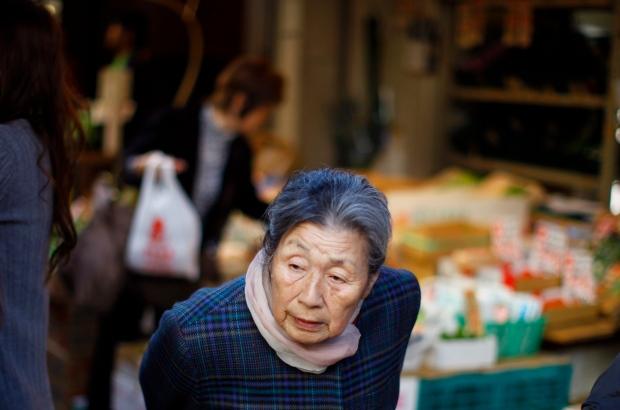 Japanese women have longest life expectancy