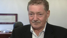 John Gordon, president of the Public Service Alliance of Canada, says he wants a clear picture of the government's plan to reduce spending on the public service, Tuesday, May 3, 2011.