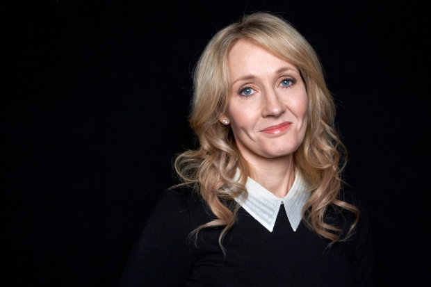 J.K. Rowling - October 2012