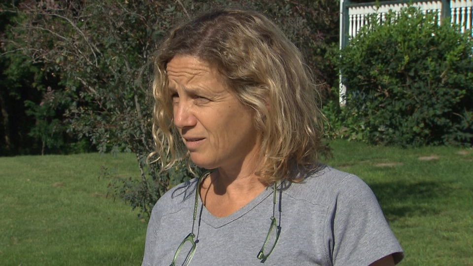 Lisa Clark, who rented land from Sen. Mac Harb, says he was never at his Cobden, Ont. home.