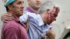 Spain train crash: Driver detained as suspect