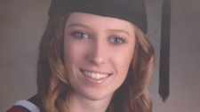 Kassandra Kaulius was killed in a crash in Surrey on May 3, 2011. (CTV)