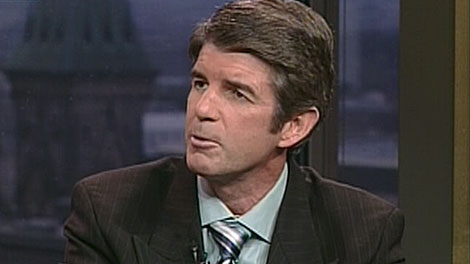 David Krayden, the executive director of Conservative Values of Canada, is seen on CTV's Power Play, Wednesday, May 4, 2011.