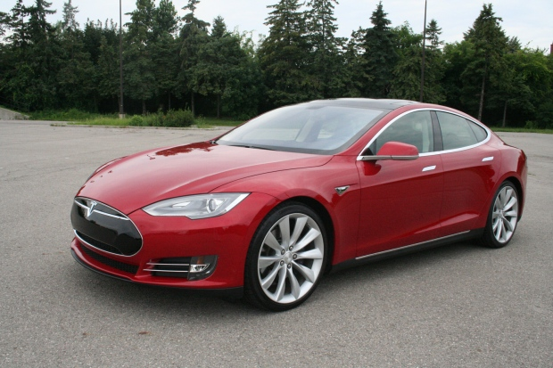Tesla model s the electric car that goes the distance for Tesla motors car price