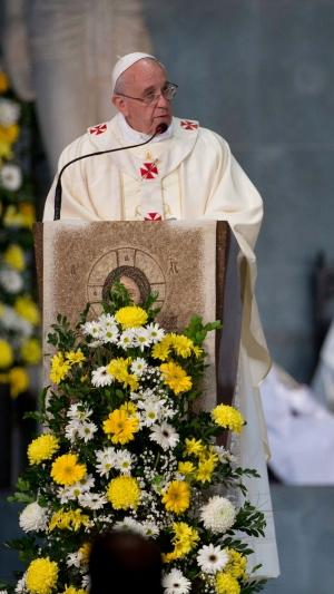 Pope Francis tours Rio de Janeiro - Digital Extra