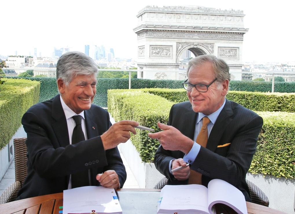 Omnicom and Publicis Groupe merge, creating world's ... Omnicom Shares