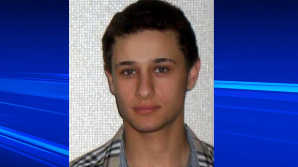 A man identified as Sammy Yatim was shot on a stopped streetcar on Dundas Street near Grace Street early in the morning on Saturday, July 27, 2013.