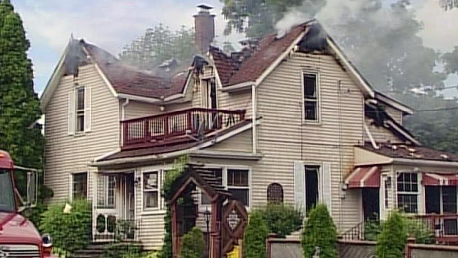 CTV London/Windsor: Rodney house fire