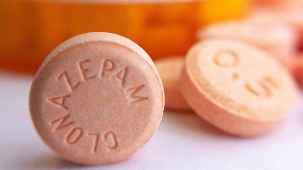 strep and klonopin information dosage