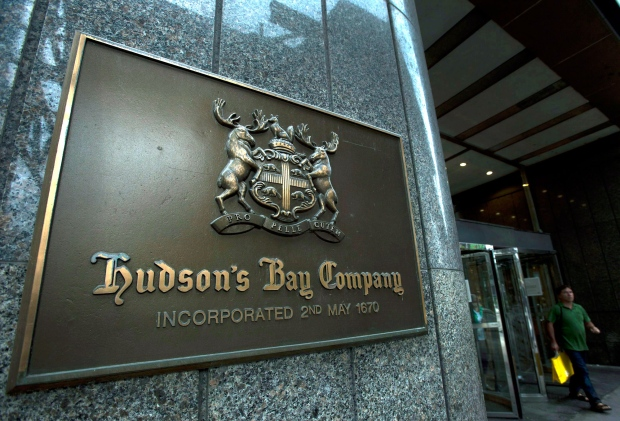 Hudson's Bay Co. to buy U.S. retailer Saks