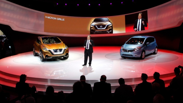 Nissan recalls 13,000 Versa Note hatchbacks