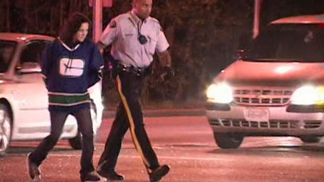 Woman Charged With Drunk Driving In Fatal Crash Ctv