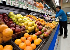 Canadian homes experiencing food insecurity