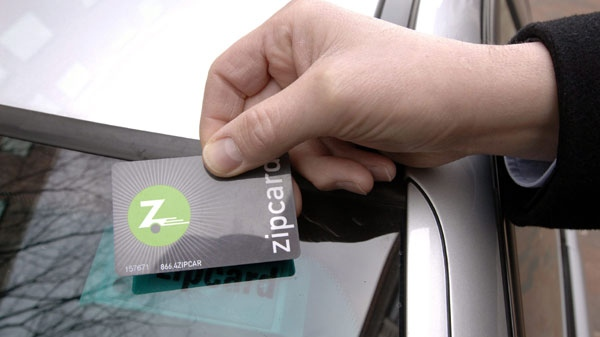 Zipcar, an American membership-based firm, said it has joined up with the TTC to make two cars available at four Toronto stations: Leslie, Wilson, Eglinton West and Keele subway stations.