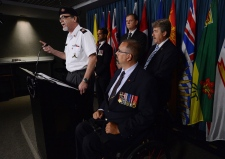 Veterans group promises to campaign against Tories