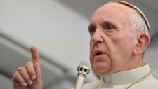 Advocates welcome Pope's remarks