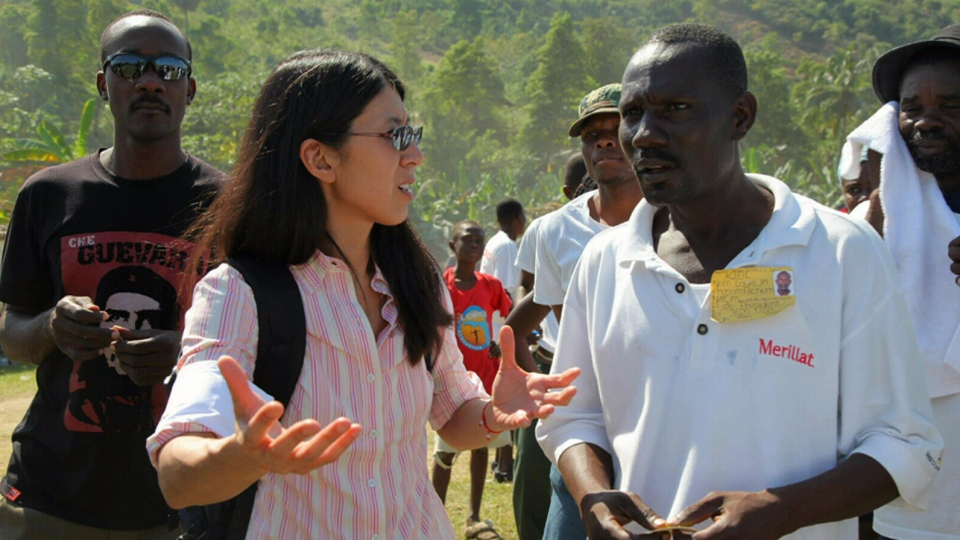 Dr Joanne Liu Doctors Without Borders
