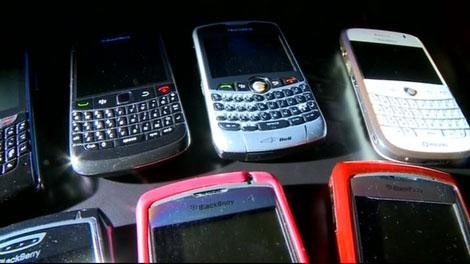 Cellphones.