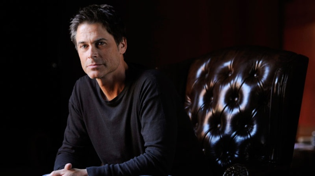 "Rob Lowe, a cast member in the film ""I Melt with You,"" poses for a portrait during the 2011 Sundance Film Festival in Park City, Utah, Wednesday, Jan. 26, 2011. (AP Photo/Chris Pizzello)"