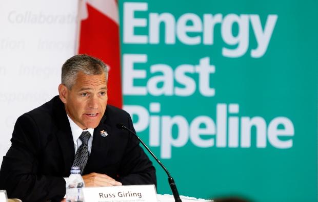 TransCanada announces west-to-east pipeline