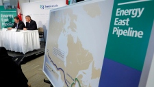 TransCanada announces Energy East pipeline