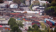 Lac-Megantic cleanup operations