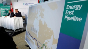 TransCanada Energy East