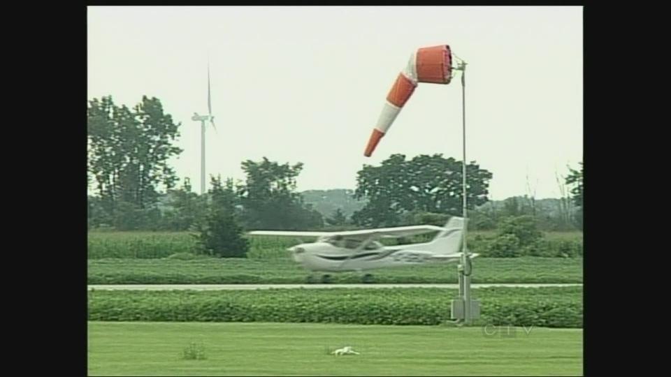 CTV Windsor: Pilot voices Chatham airport concerns